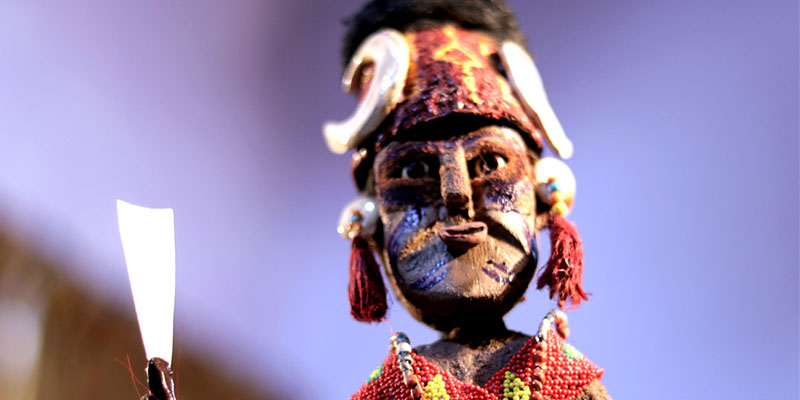 The Wancho Chief