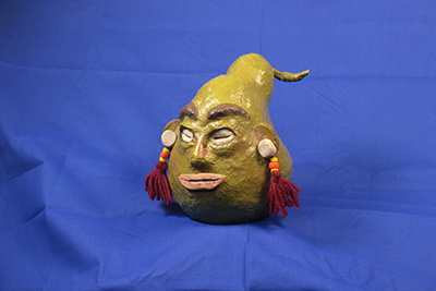 The Wancho Story of the Gourd